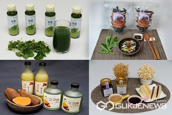 농식품특허기술.(제공=충북농기원)
