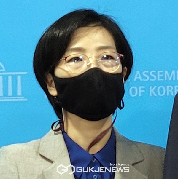 배재정 이낙연 필연캠프 대변인.