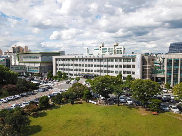 인천광역시교육청 전경