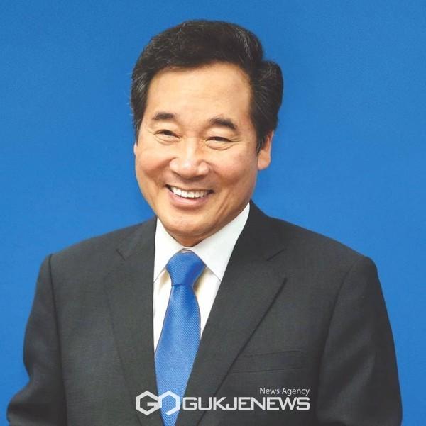 더불어민주당 대선 후보 이낙연 전 대표