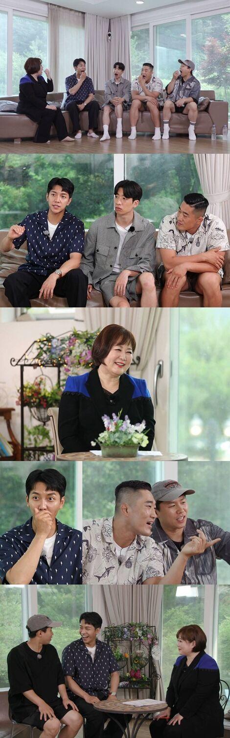 이금희 나이 '집사부일체' 등장해 자기 PR 꿀팁 대공개(사진=SBS)