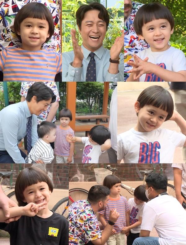 '오케이 광자매' 샘해밍턴 윌리엄·벤틀리 동반 캐스팅(사진=KBS2)