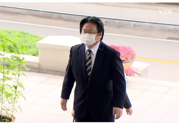 일본 공사 망언에 여야 대권 주자들도 속속히 반응[종합] (사진-YTN 캡쳐)