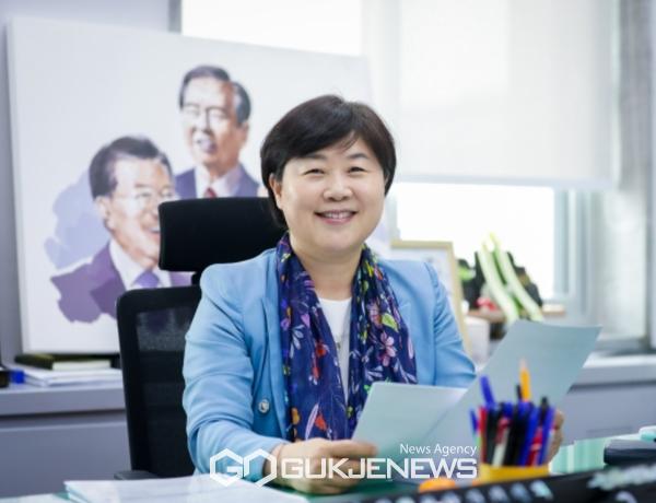 서영교 국회 행안위원장(서울 중랑구갑, 더불어민주당)