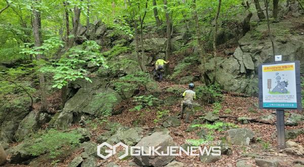 소백산국립공원사무소, 안전 최우선! 여름철 안전예방활동 강화