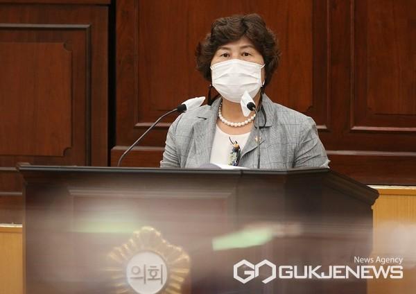 이회수 의원 대표발의 모습(사진=충주시의회)
