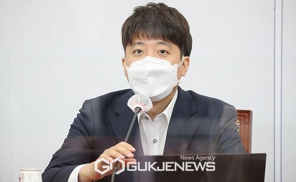 이준석 국민의힘 대표/제공=국제뉴스/DB