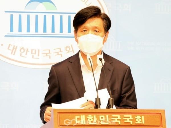 조승래 정세균 더불어민중당 대선 예비후보 캠프 대변인.
