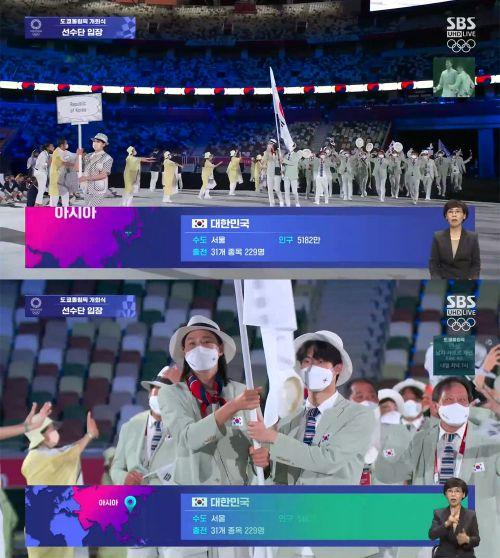도쿄올림픽 금메달 연금·포상금 '억 소리나네'(사진=SBS)