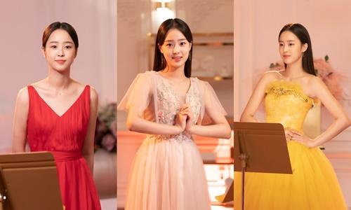 헨트하우스3 결방 최예빈(하은별) 의미심장 드레스 자태