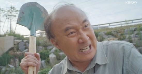 윤주상(사진=KBS 2TV 방송화면 캡처)