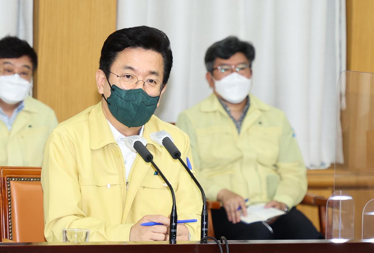 허태정 대전시장(사진-대전시 제공)