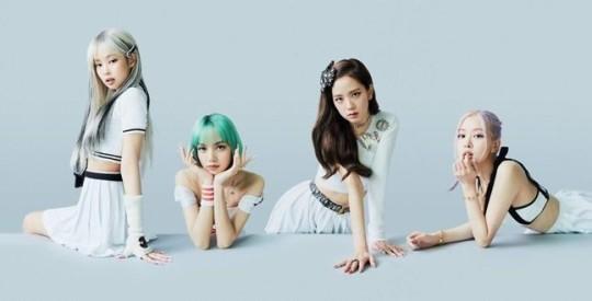 블랙핑크 1위 '걸그룹 브랜드 정상 등극' 2위는 소녀시대(사진=yg엔터테인먼트)