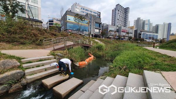하남시, 추석 연휴 환경오염행위 특별점검 실시 (사진=하남시)