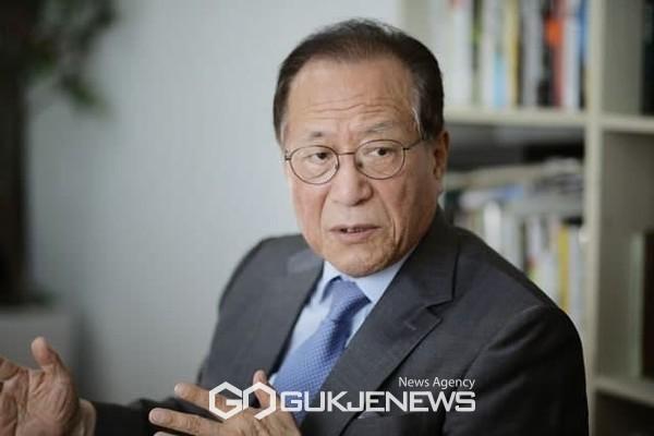 정세현 전 장관필연캠프 외교통일 분야 상임고문