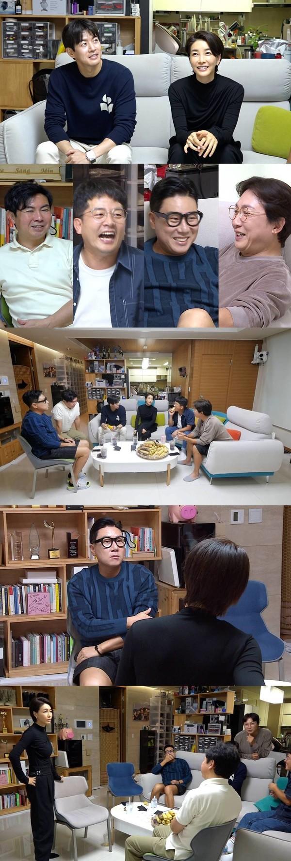 '돌싱포맨' 진서연·이상윤 나이