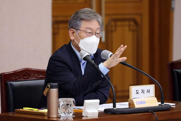 [종합]경기도 재난지원금 지급 예산안 의결, 신청 대상·지급일 언제?(사진-국제뉴스DB)