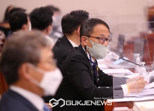 박주민 국회의원(더불어민주당 법제사법위원회 간사·은평갑)