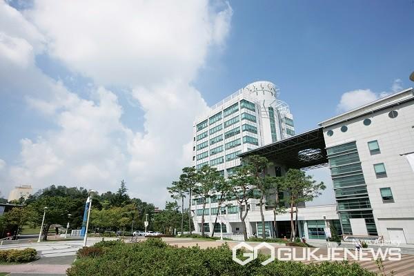 서원대학교 캠퍼스.