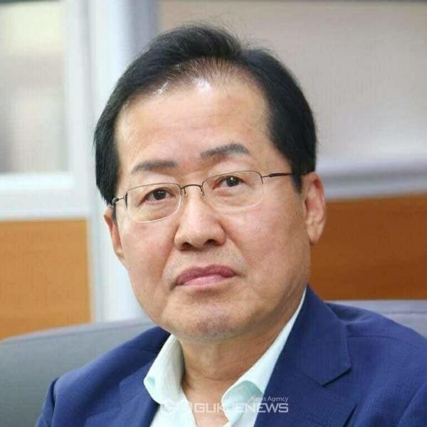 무소속 홍준표 의원.
