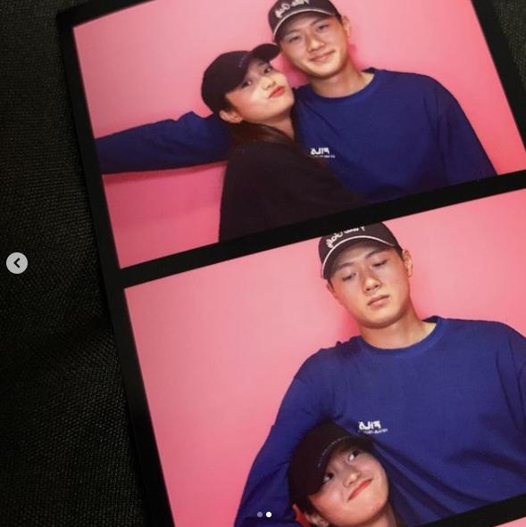 홍효진, 오상욱 커플(사진-홍효진 인스타그램)