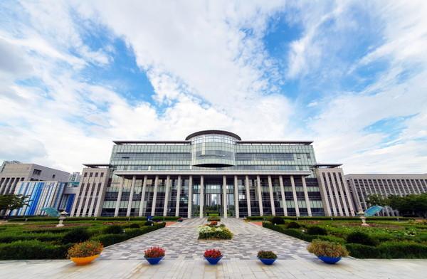 인천대학교본관전경