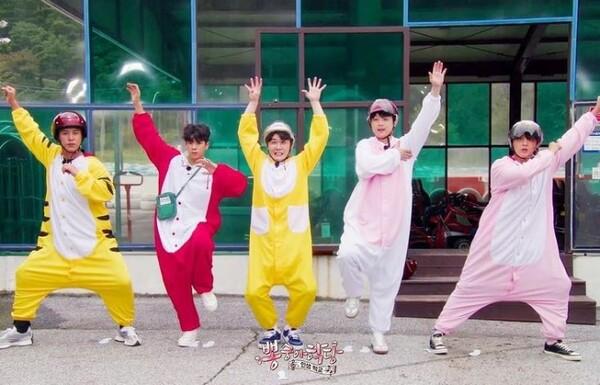 뽕숭아학당 (사진-미스터트롯 공식 인스타그램)