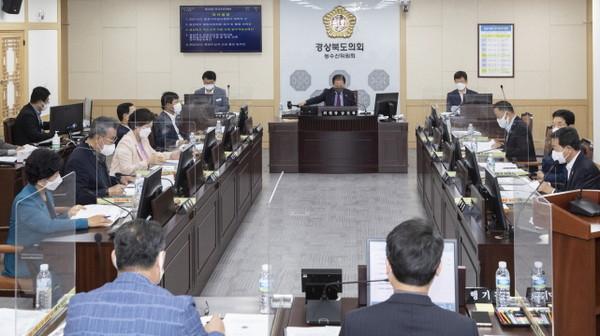 경북도의회 농수산위원회.(사진=경북도의회)