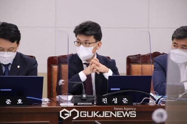 더불어민주당 진성준 의원(서울 강서을·국토교통위원회)