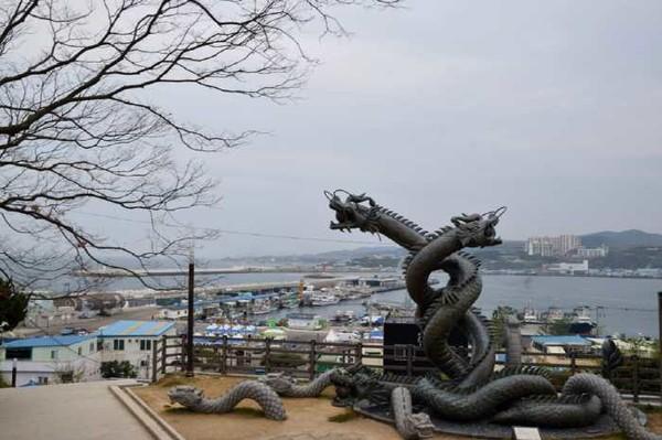 구룡포공원 (출처=한국관광공사)