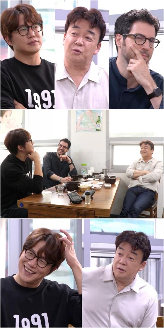'백종원 클라쓰' 백종원X성시경, 순대 세계화 위한 솔루션(사진=KBS2)