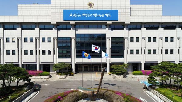 경기도의회 전경