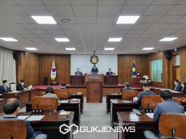 사진제공/동해시의회