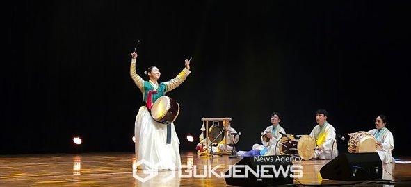 동두천시 찾아가는 문화활동 유튜브로~(사진제공.동두천시)