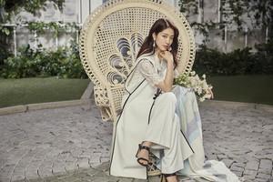 박신혜, 싱그러움 물씬 풍기는 여름 화보