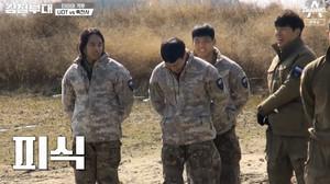 강철부대 UDT김상욱VS특전사 김현동 타이어 격투 결과는?